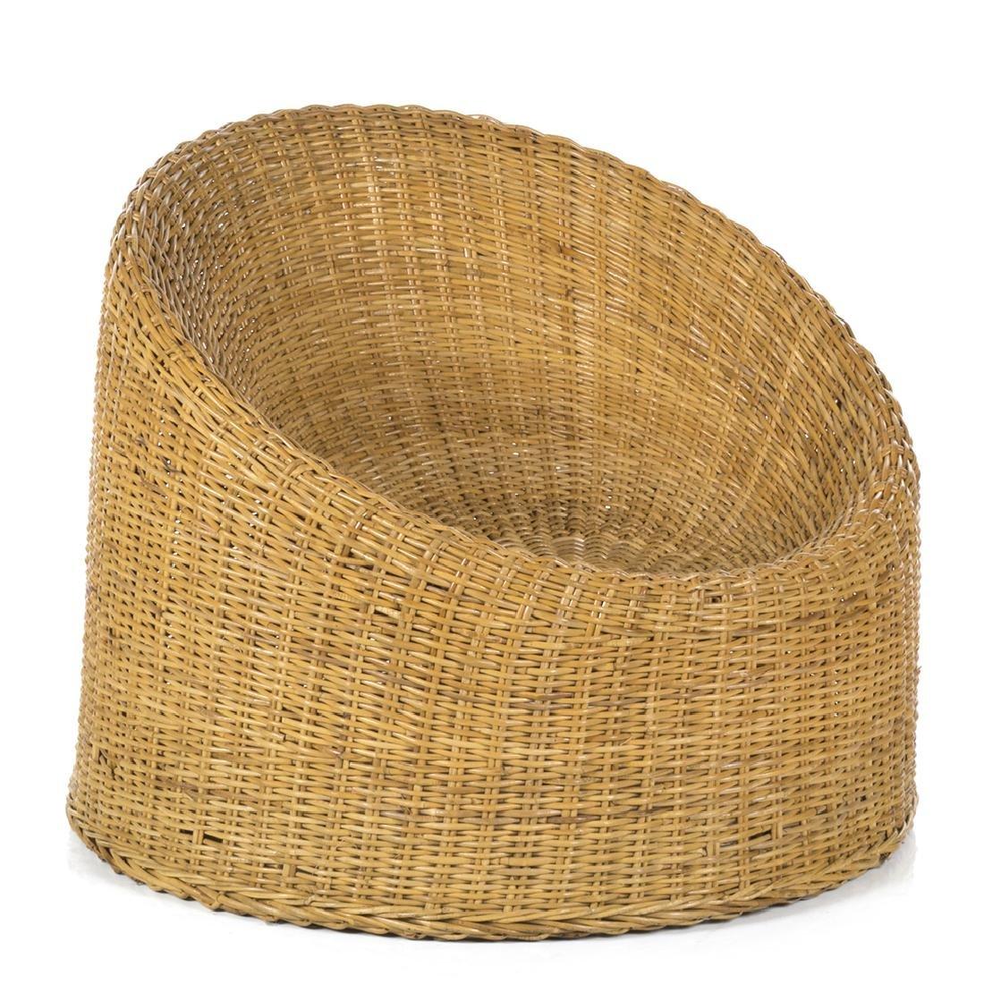 Eero Aarnio lounge chair - 2