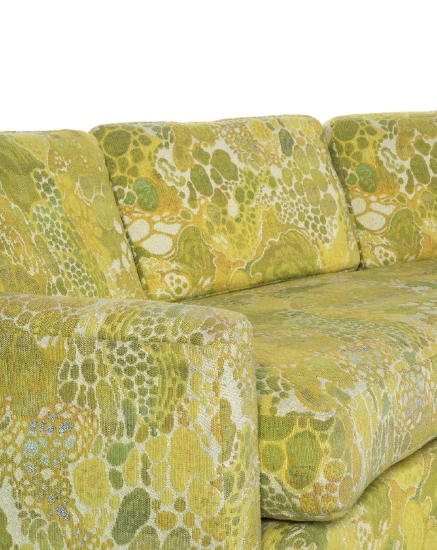 Milo Baughman Curved Sofa - 2