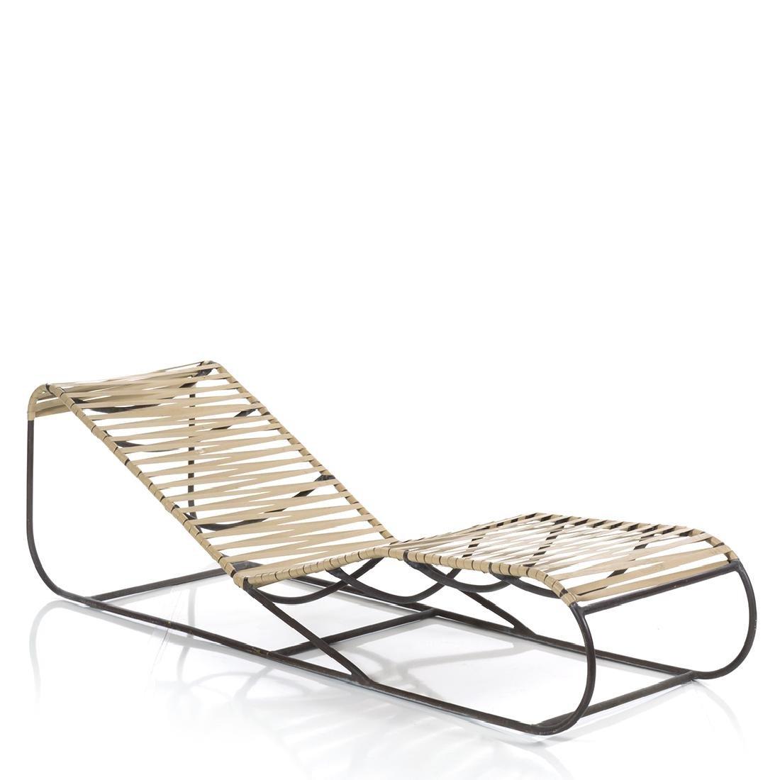 Kipp Stewart Bronze Chaise Lounges (2) - 4