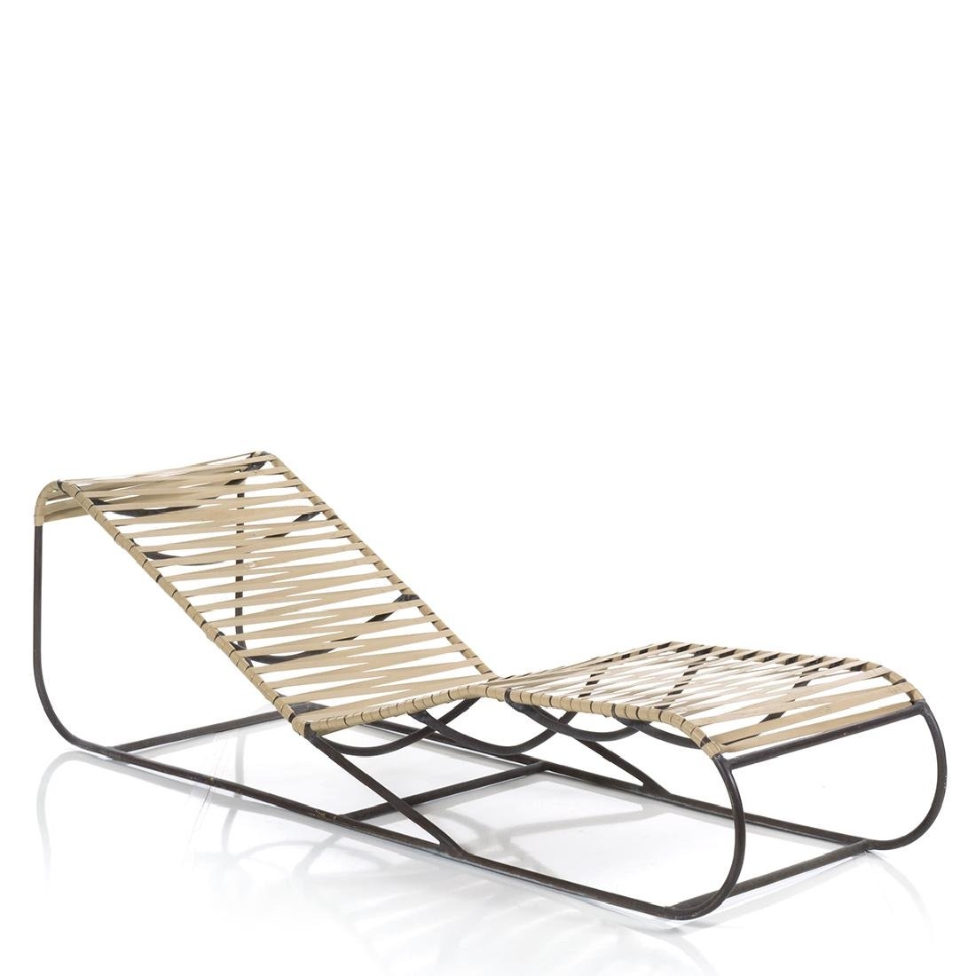 Kipp Stewart Bronze Chaise Lounges (2) - 4