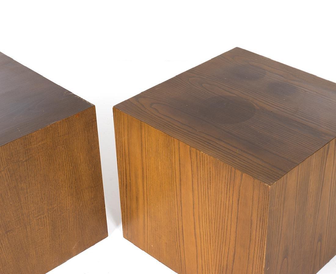 Edward Axel Roffman Walnut Cubes (2) - 3