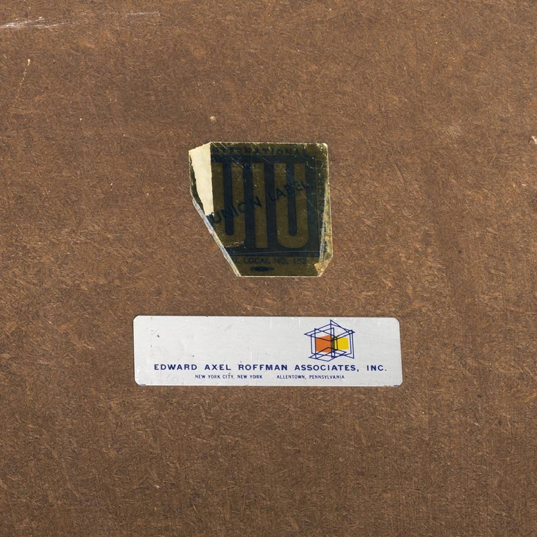 Edward Axel Roffman Walnut Cubes (2) - 4