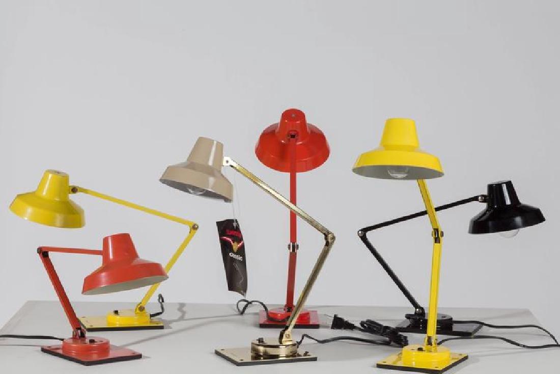 Jay Monroe Tensor Lamps (6) - 2