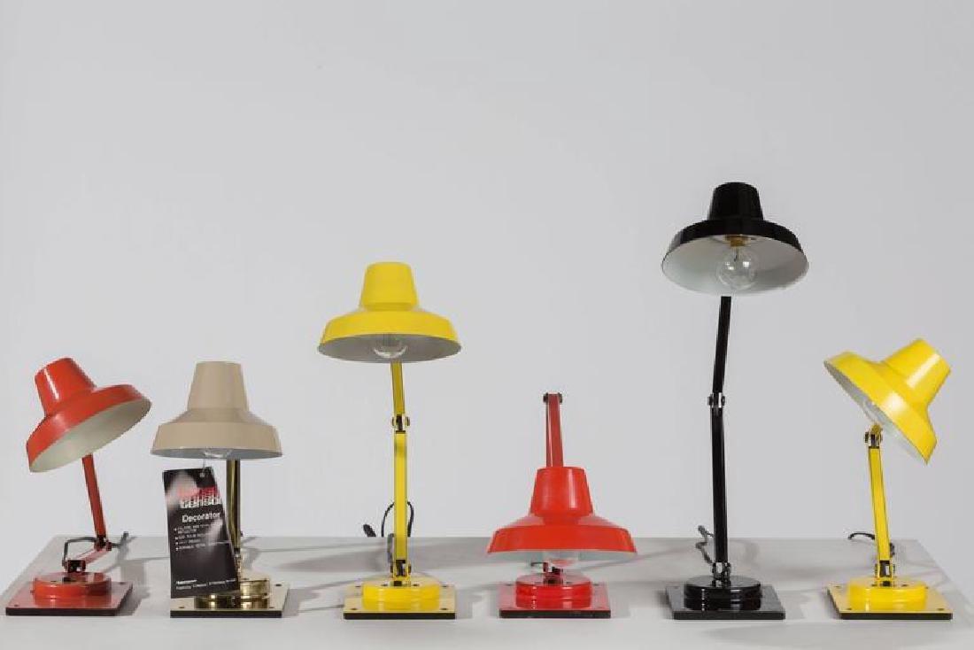 Jay Monroe Tensor Lamps (6) - 3