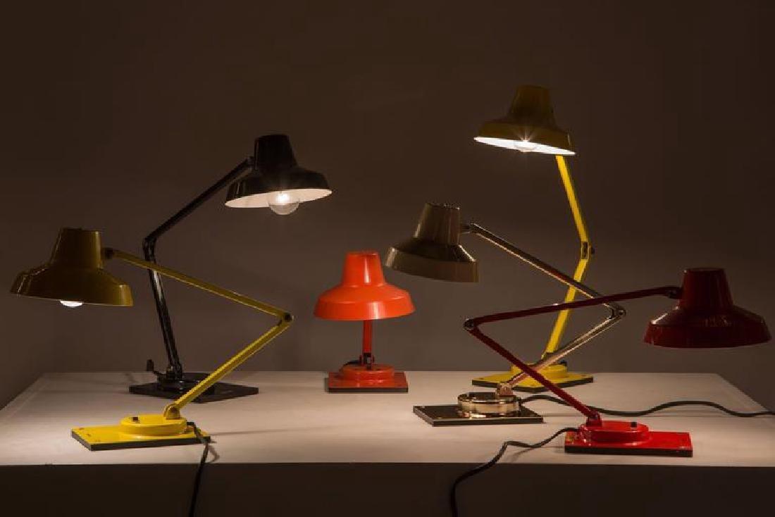 Jay Monroe Tensor Lamps (6) - 4