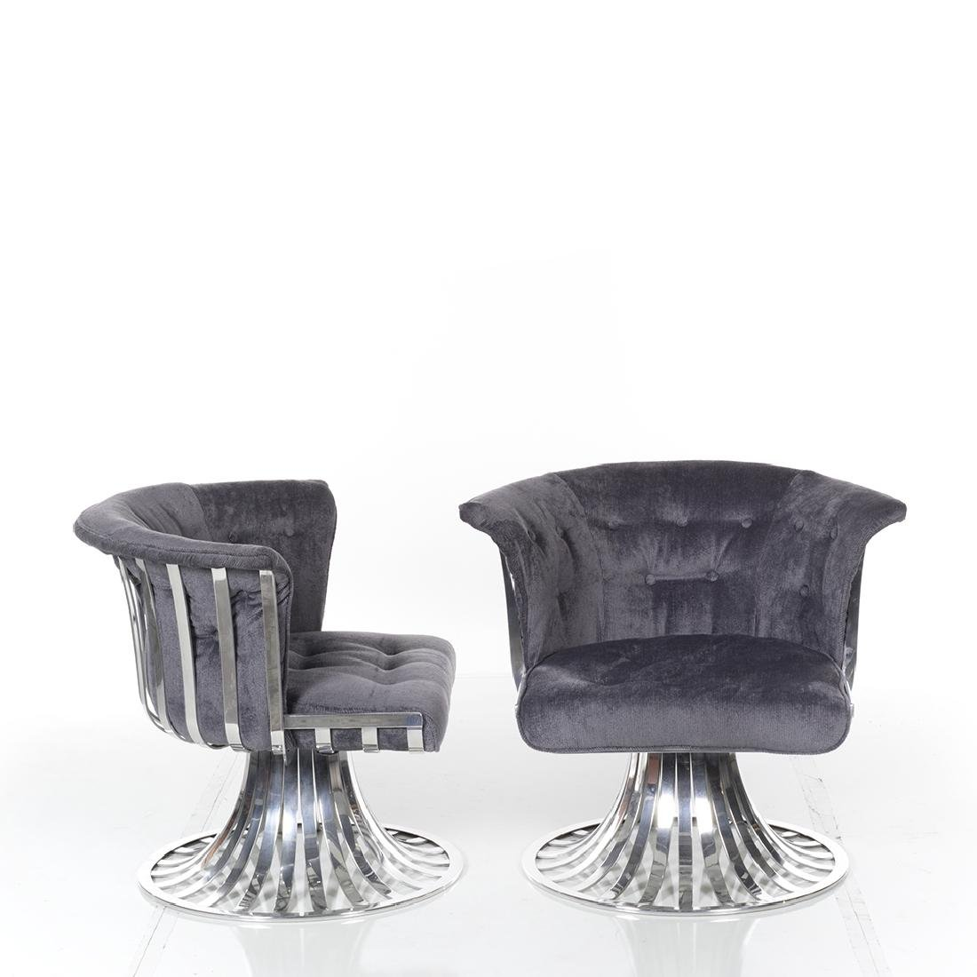 Russell Woodard Aluminum Lounge Chairs (2) - 2