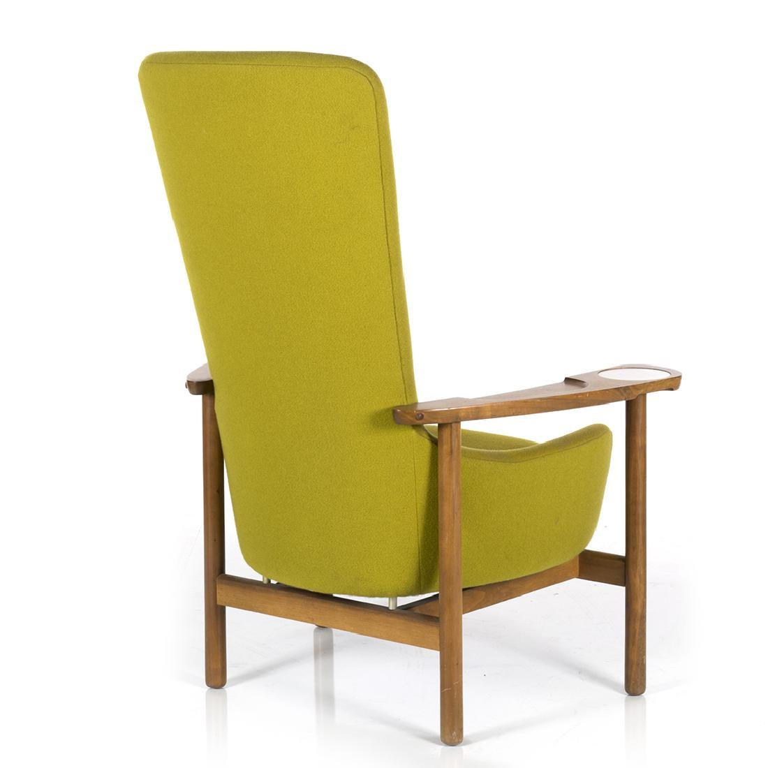 Kipp Stewart High Back Lounge Chair - 4