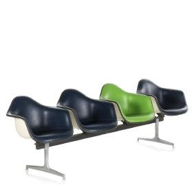 Charles Eames Tandem Seating Unit