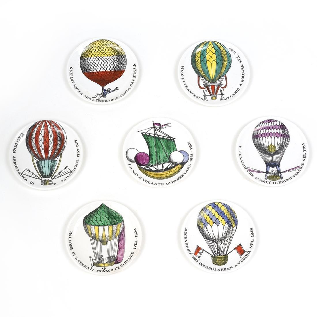 Piero Fornasetti Coasters (7)