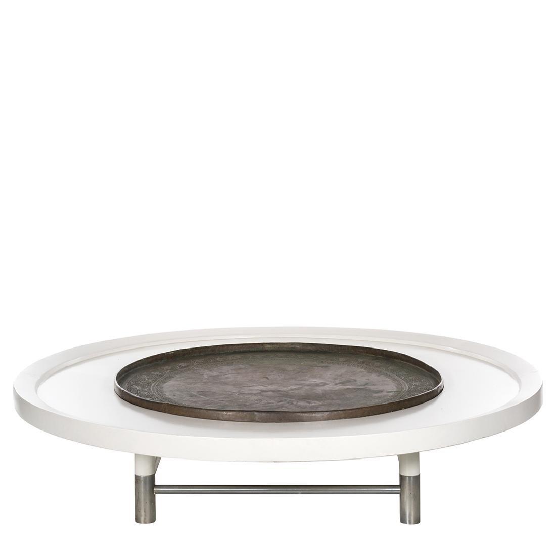 Arthur Elrod Monumental Custom Coffee Table