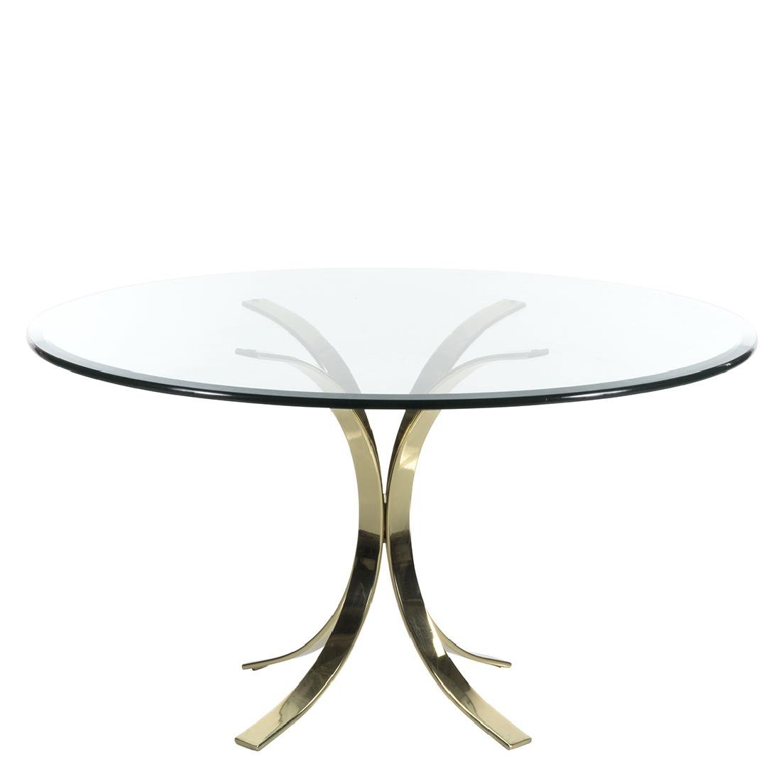 Brass Dining Table