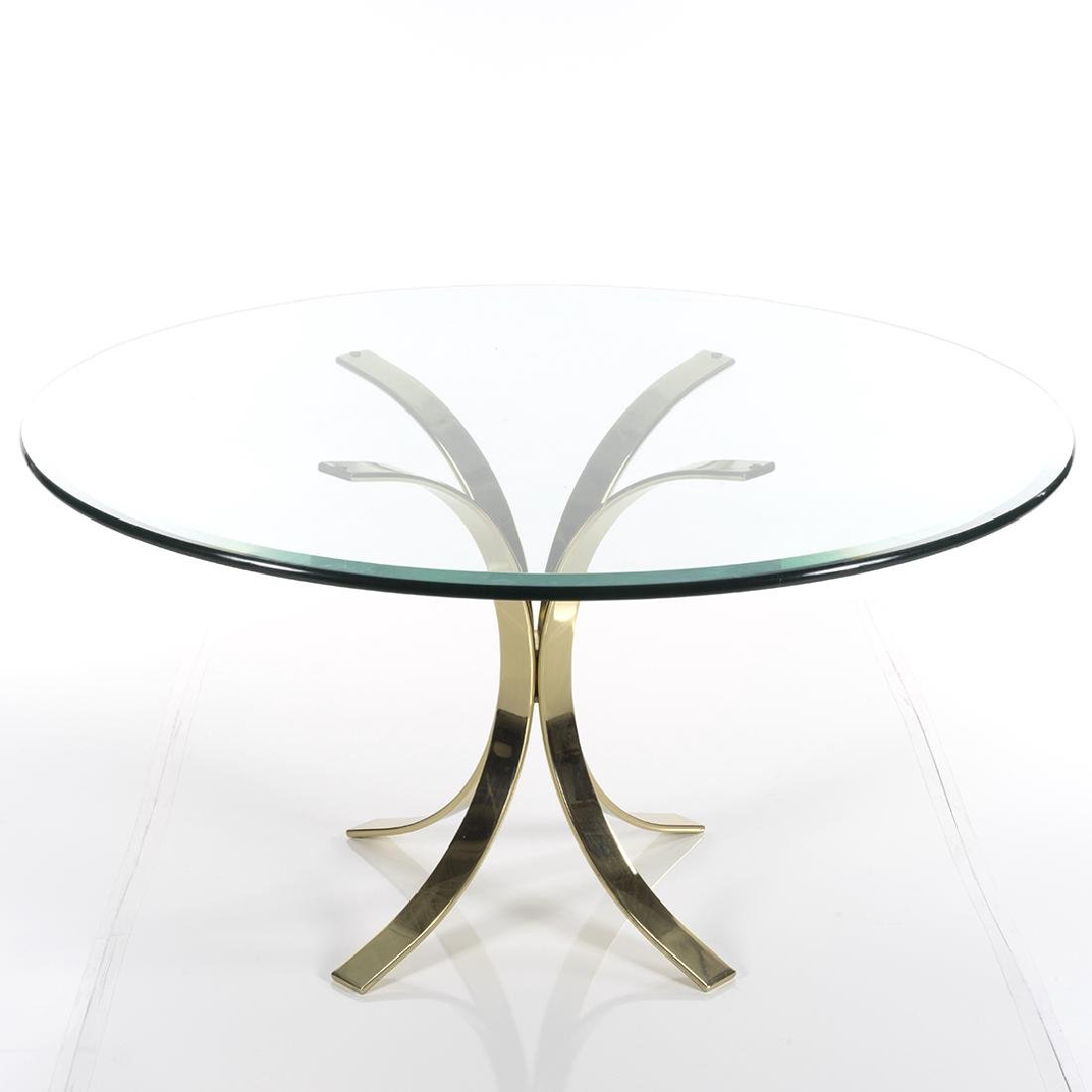 Brass Dining Table - 2