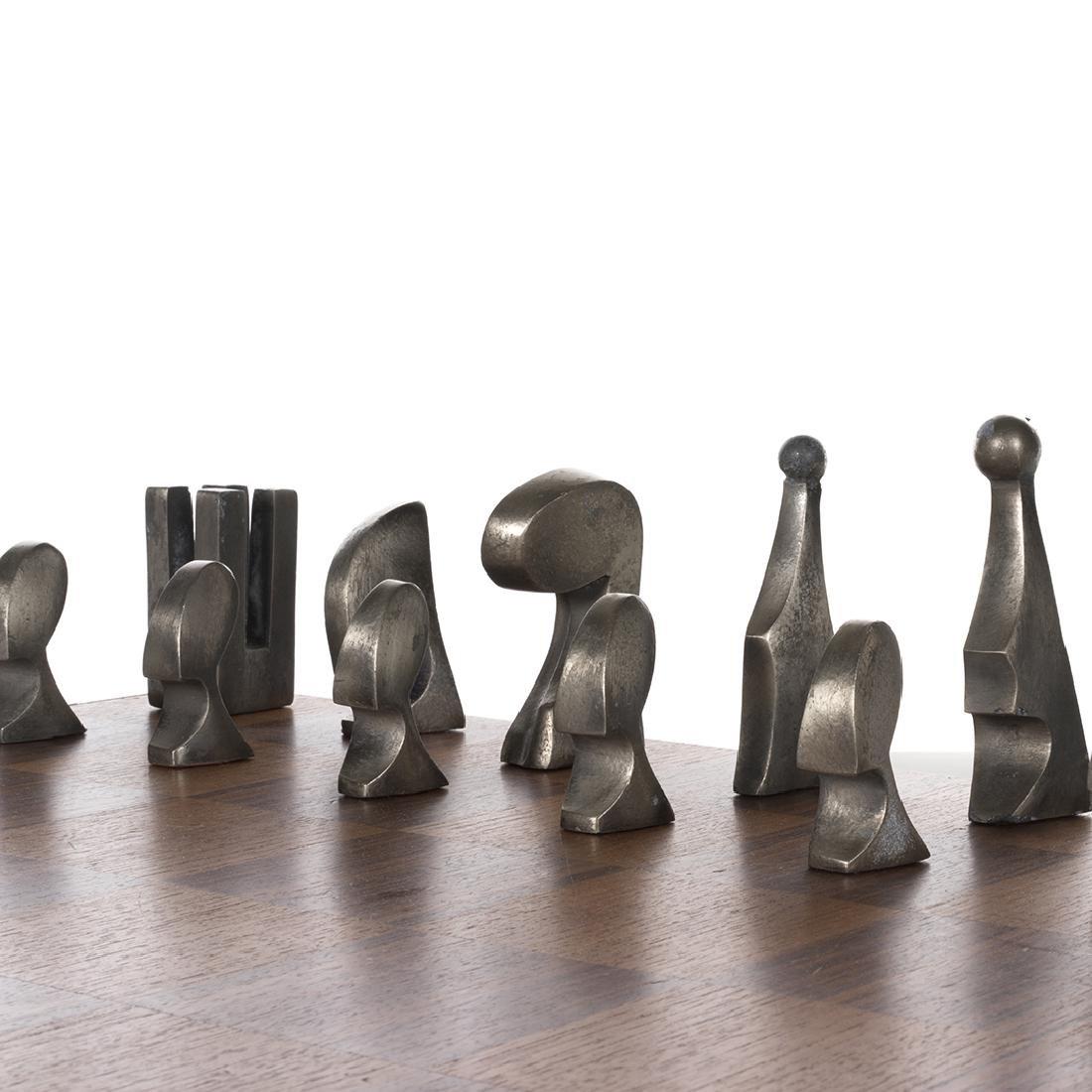 Pierre Cardin Evolution chess set - 5