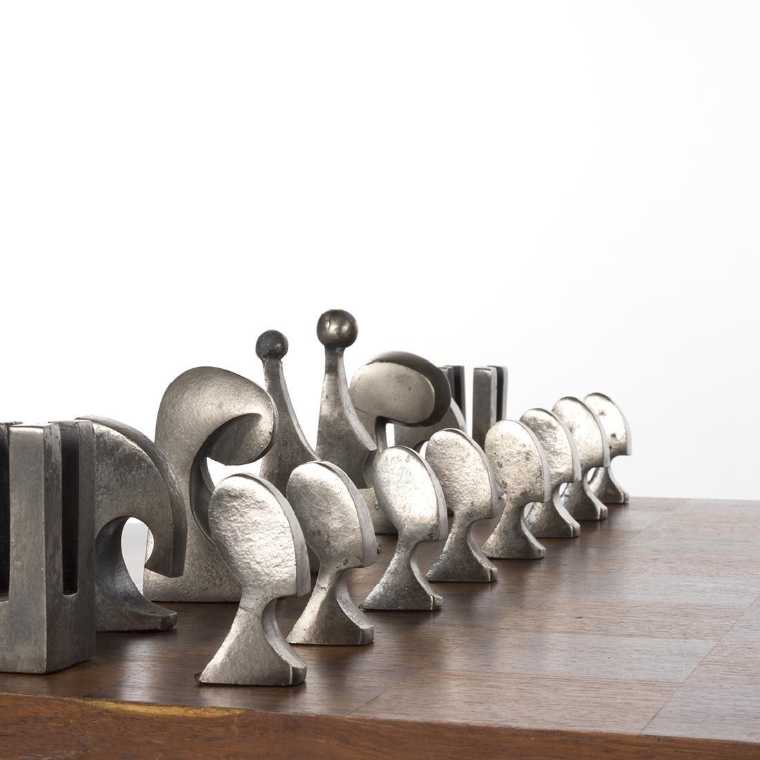 Pierre Cardin Evolution chess set - 7