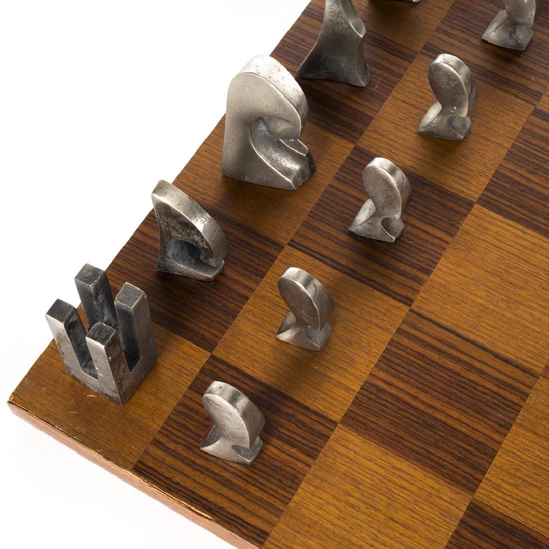 Pierre Cardin Evolution chess set - 8