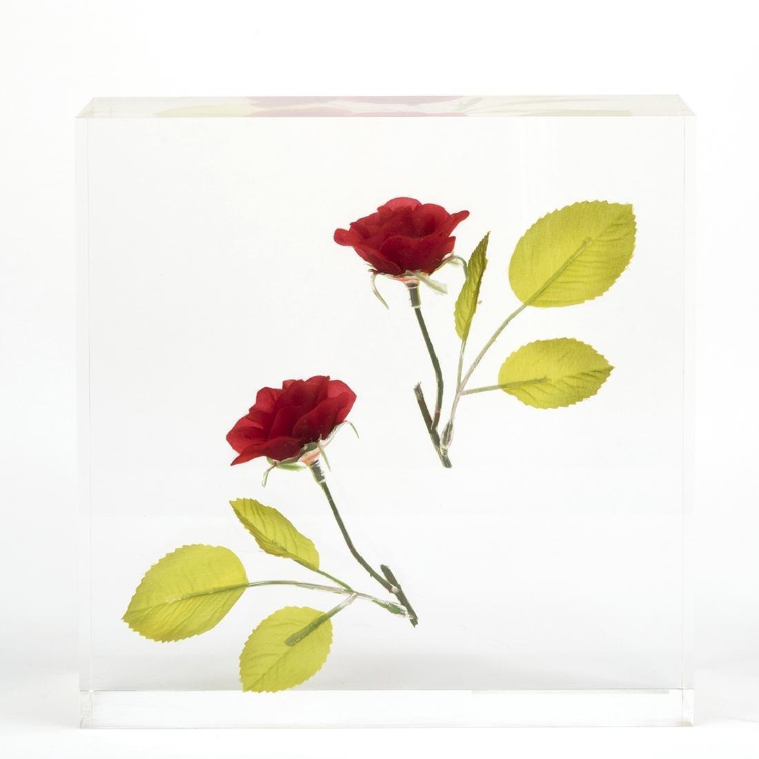 Shiro Kuramata Sealing of Roses - 2