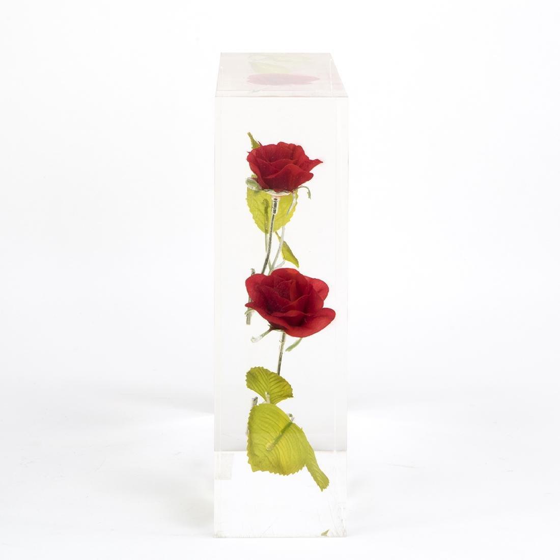 Shiro Kuramata Sealing of Roses - 3