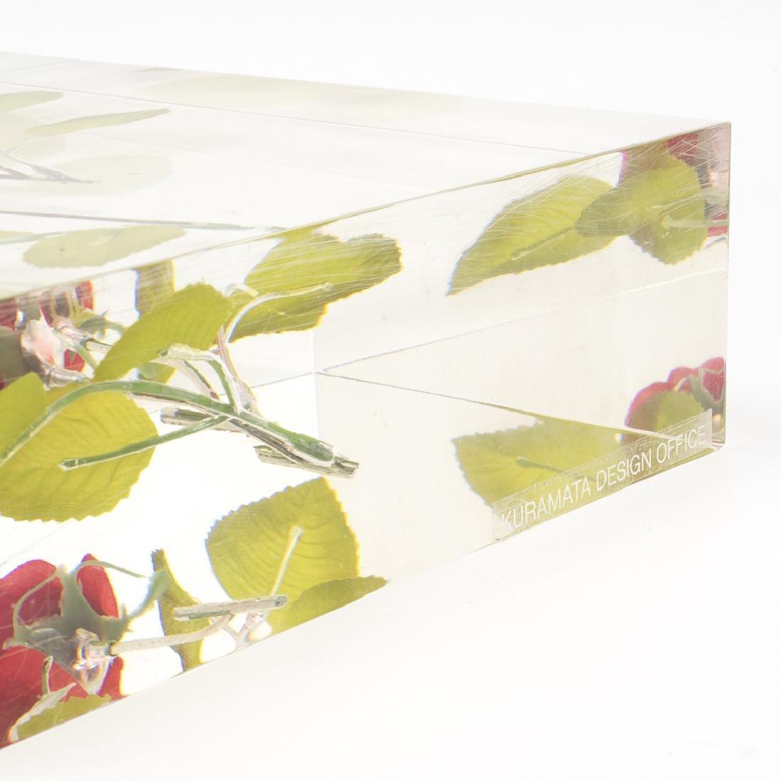 Shiro Kuramata Sealing of Roses - 4