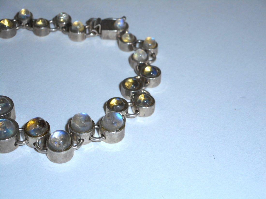Taisto Palonen Moonstone Bracelet - 2
