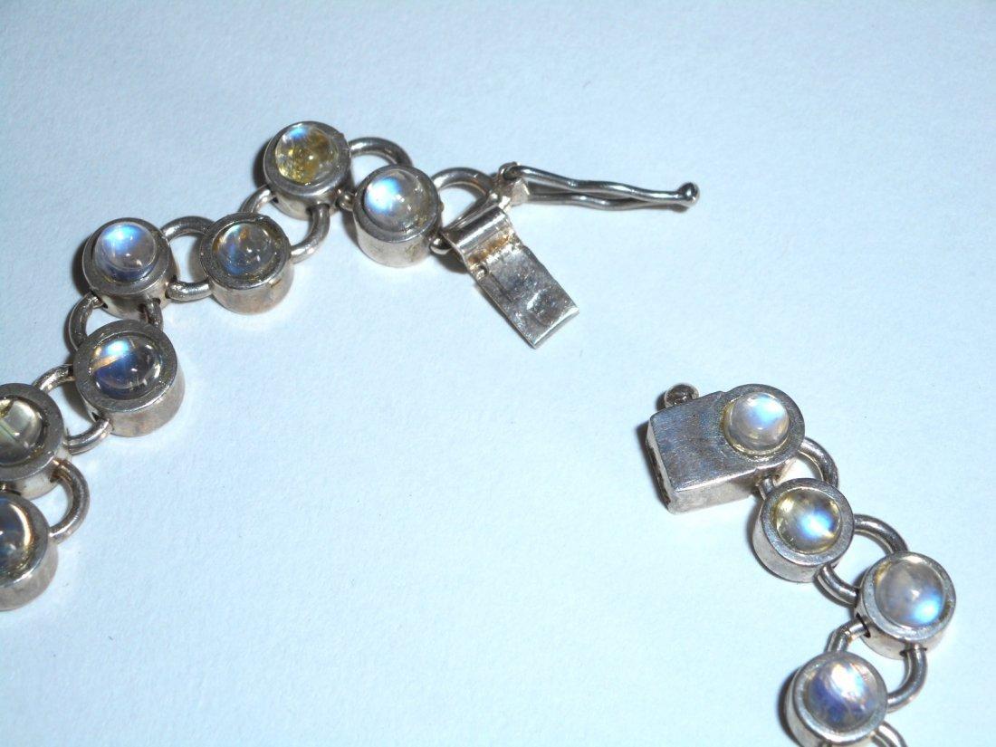 Taisto Palonen Moonstone Bracelet - 3