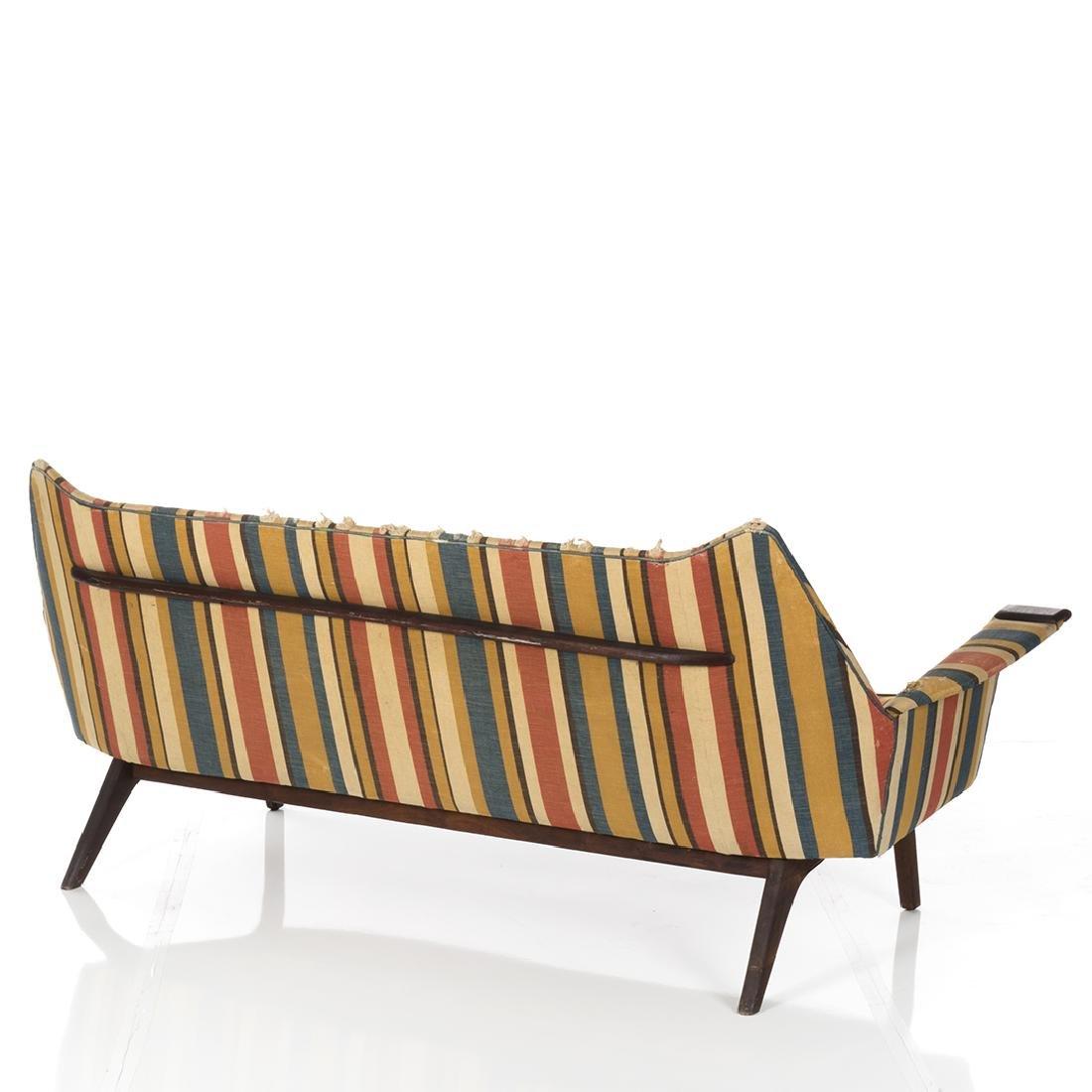 Danish Sculptural Sofa - 3