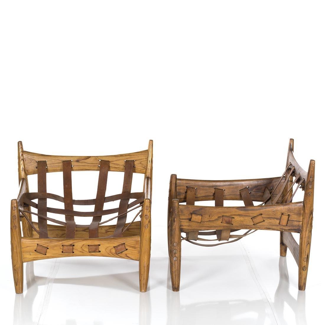 Sergio Rodrigues Sheriff Chairs (2) - 2