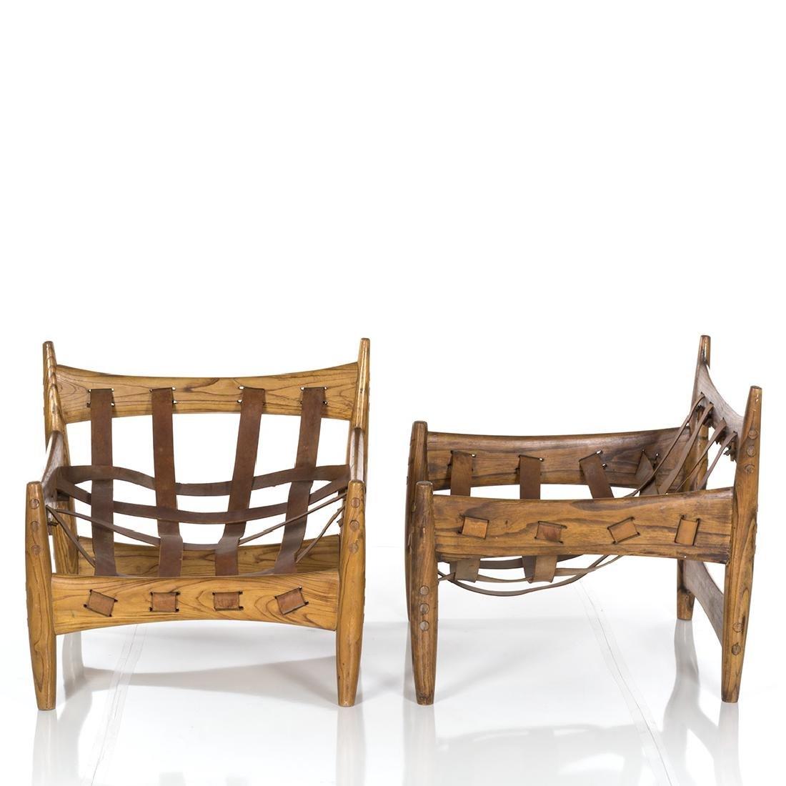 Sergio Rodrigues Sheriff Chairs (2) - 3
