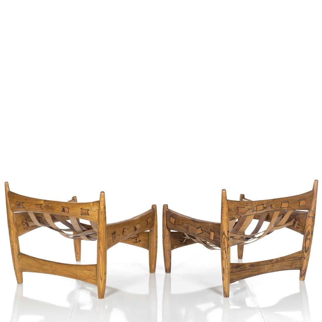 Sergio Rodrigues Sheriff Chairs (2) - 4