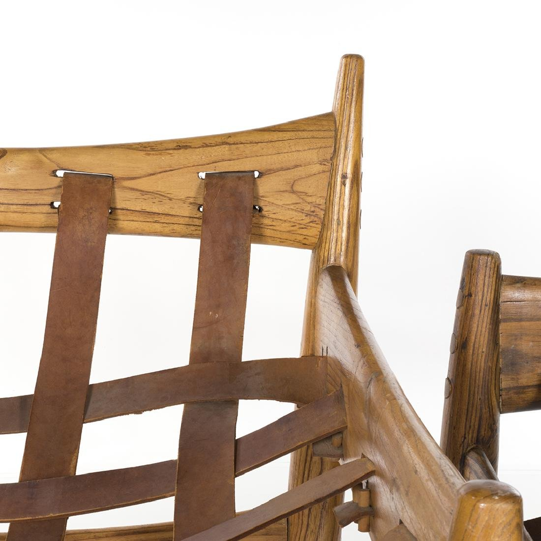 Sergio Rodrigues Sheriff Chairs (2) - 5