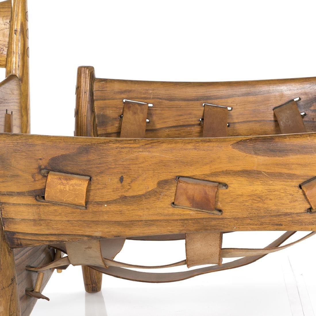 Sergio Rodrigues Sheriff Chairs (2) - 6