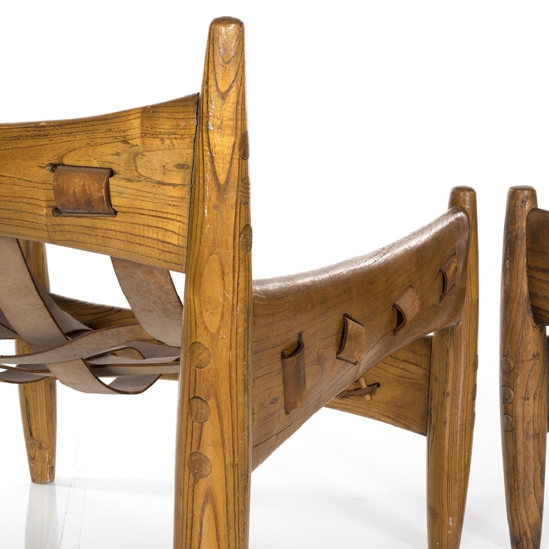 Sergio Rodrigues Sheriff Chairs (2) - 7