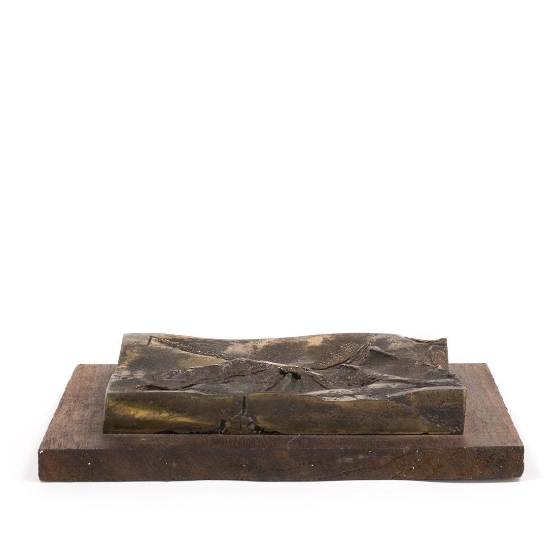 Kenneth Fisher bronze sculpture - 2