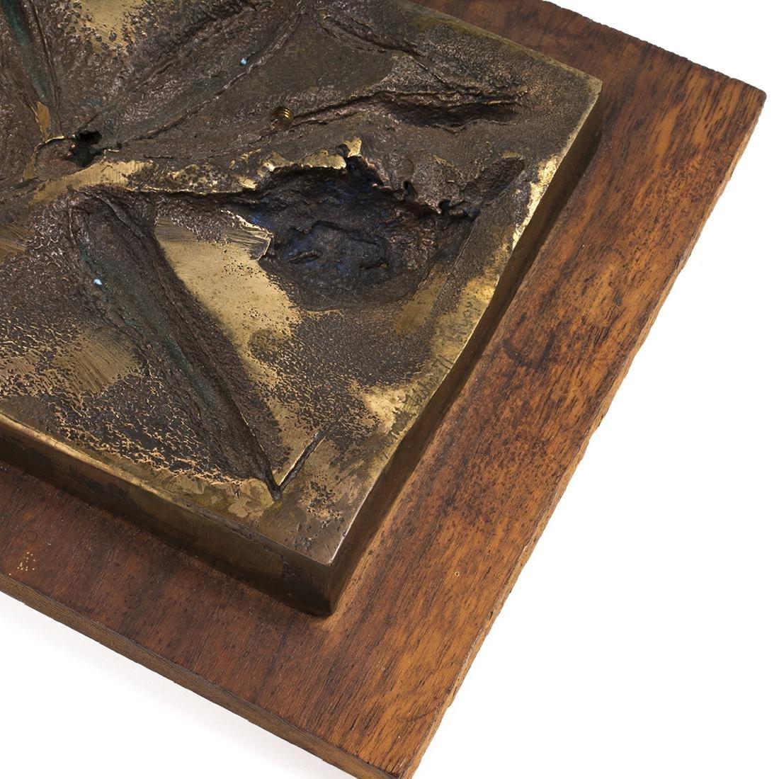 Kenneth Fisher bronze sculpture - 3