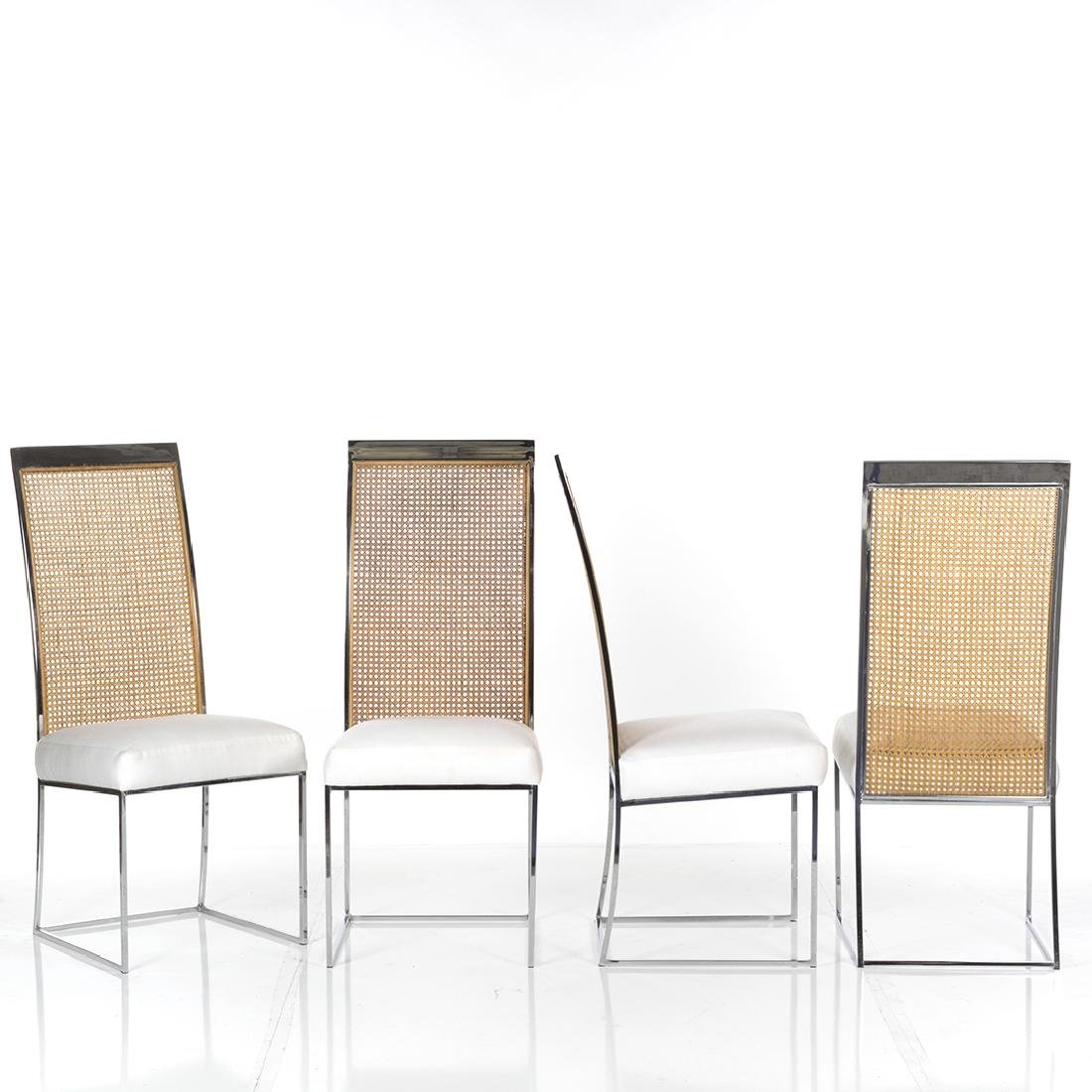 Milo Baughman Dining Chairs (6) - 2