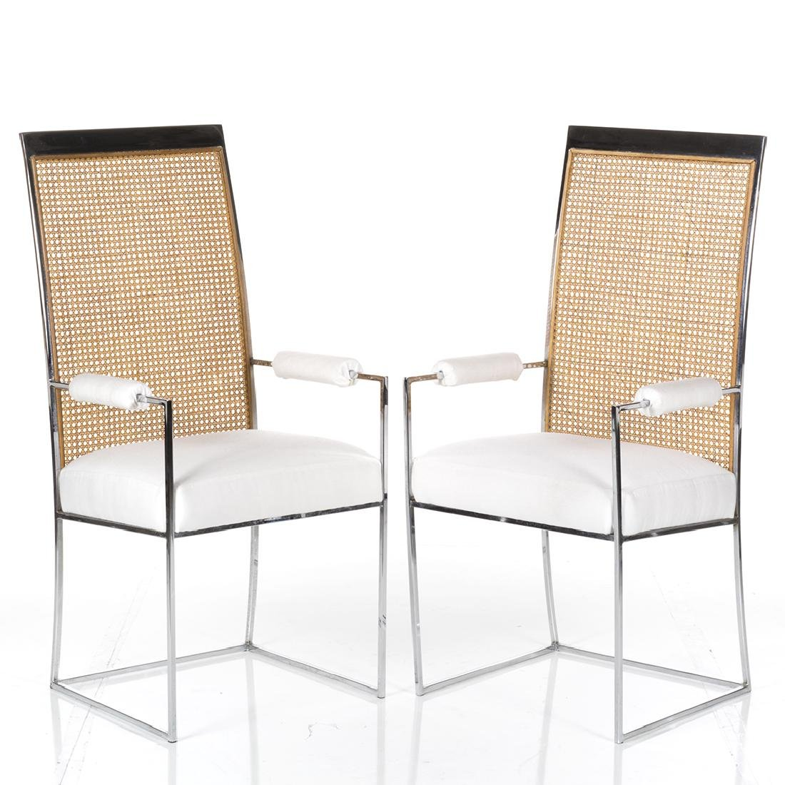 Milo Baughman Dining Chairs (6) - 3
