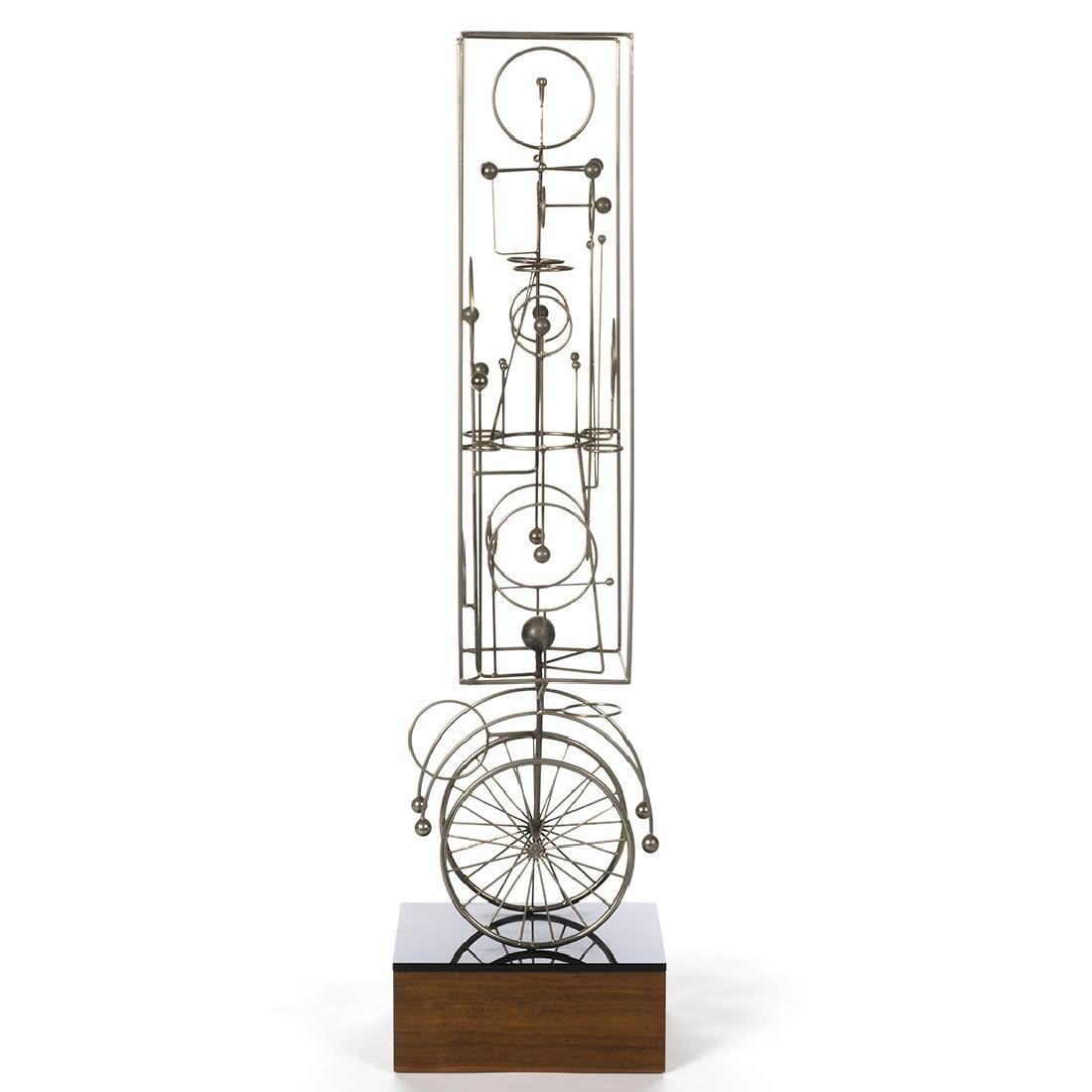 Joseph A. Burlini Sculpture - 2