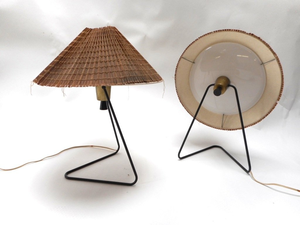 Gerald Thurston Table Lamps