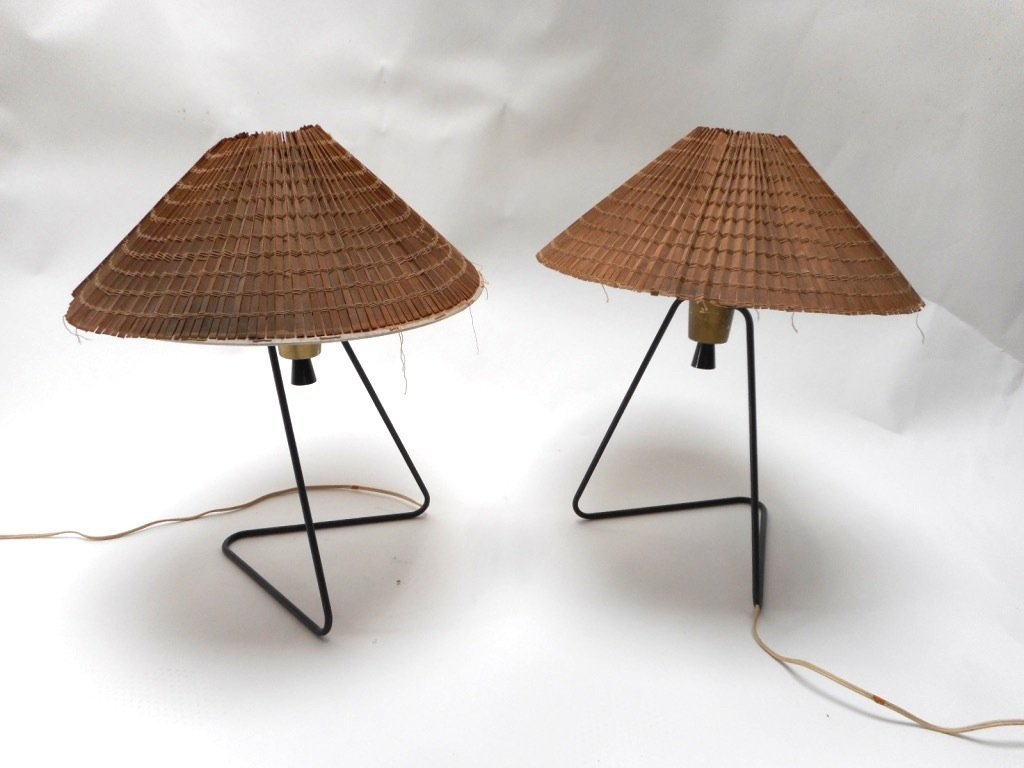 Gerald Thurston Table Lamps - 2