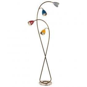 Arredoluce Style Floor Lamp