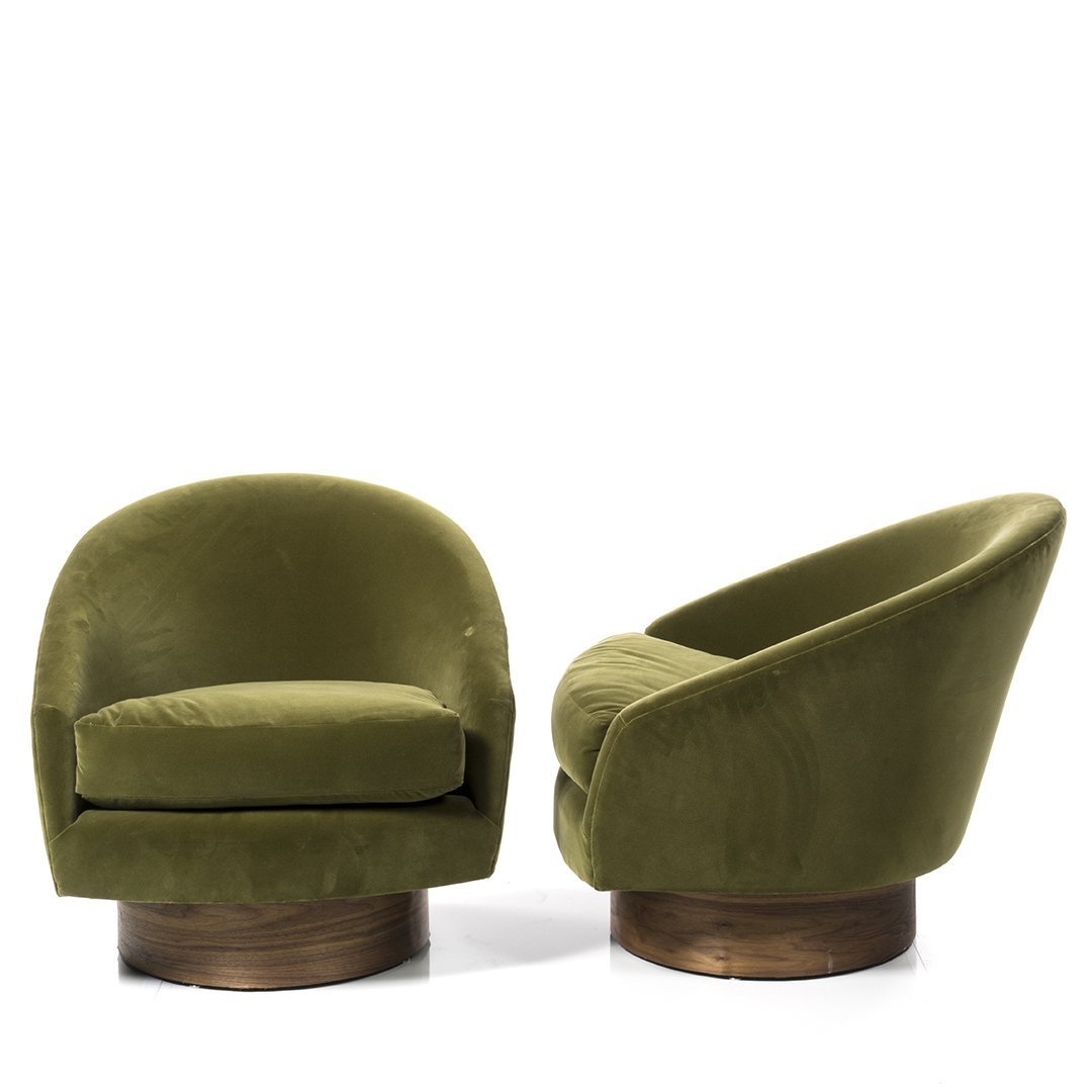 Adrian Pearsall Lounge Chairs (2) - 2