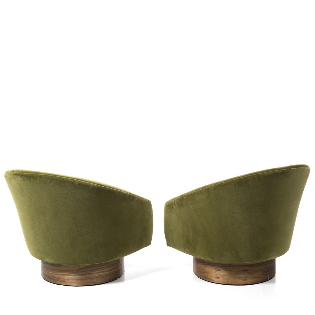 Adrian Pearsall Lounge Chairs (2) - 3