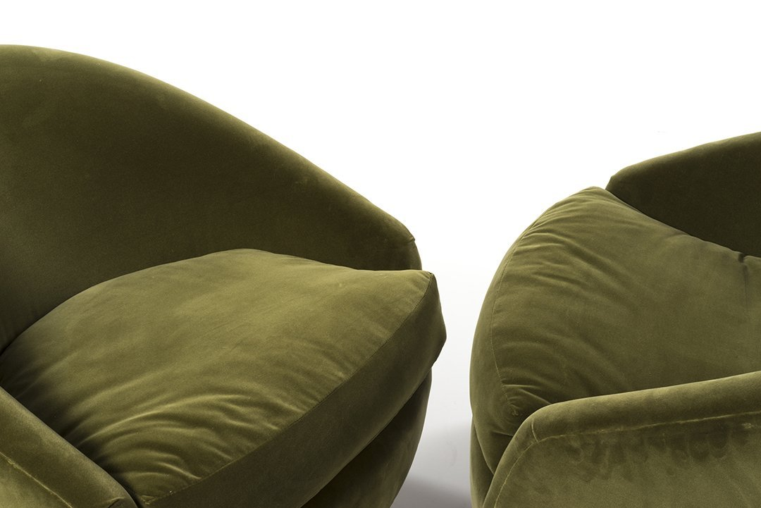Adrian Pearsall Lounge Chairs (2) - 5