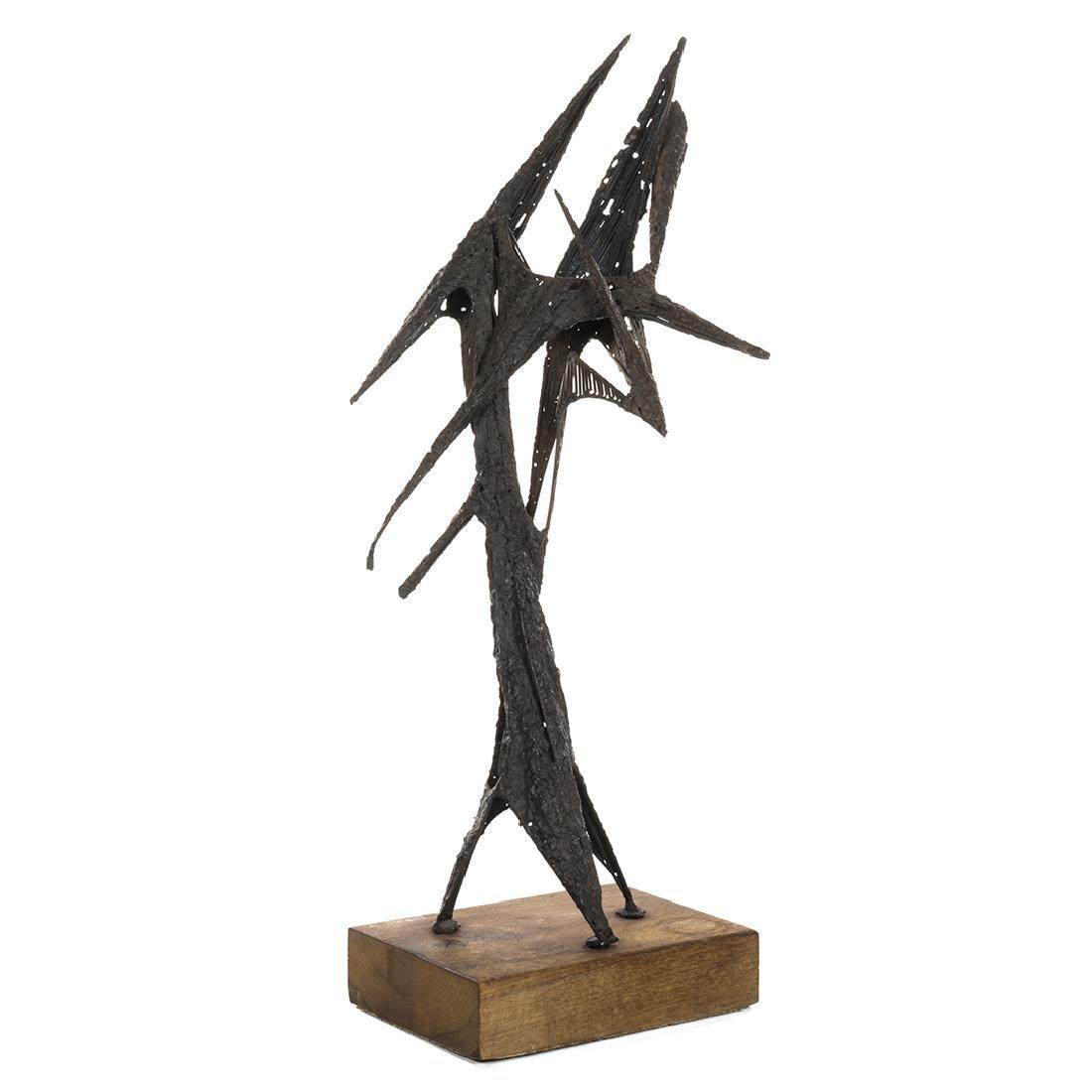 Harry Balmer Style Brutalist Sculpture
