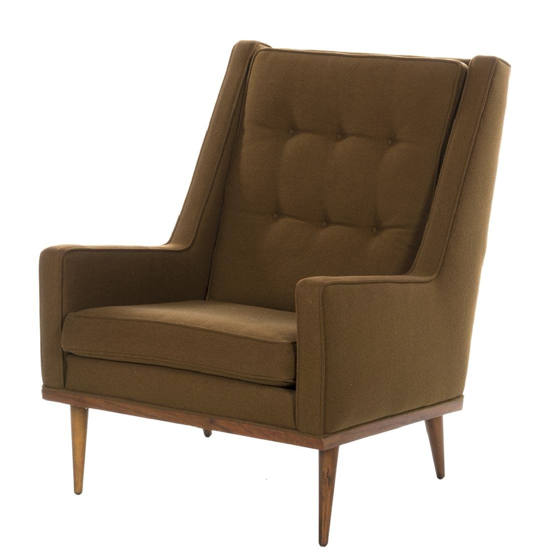 Milo Baughman Lounge Chair