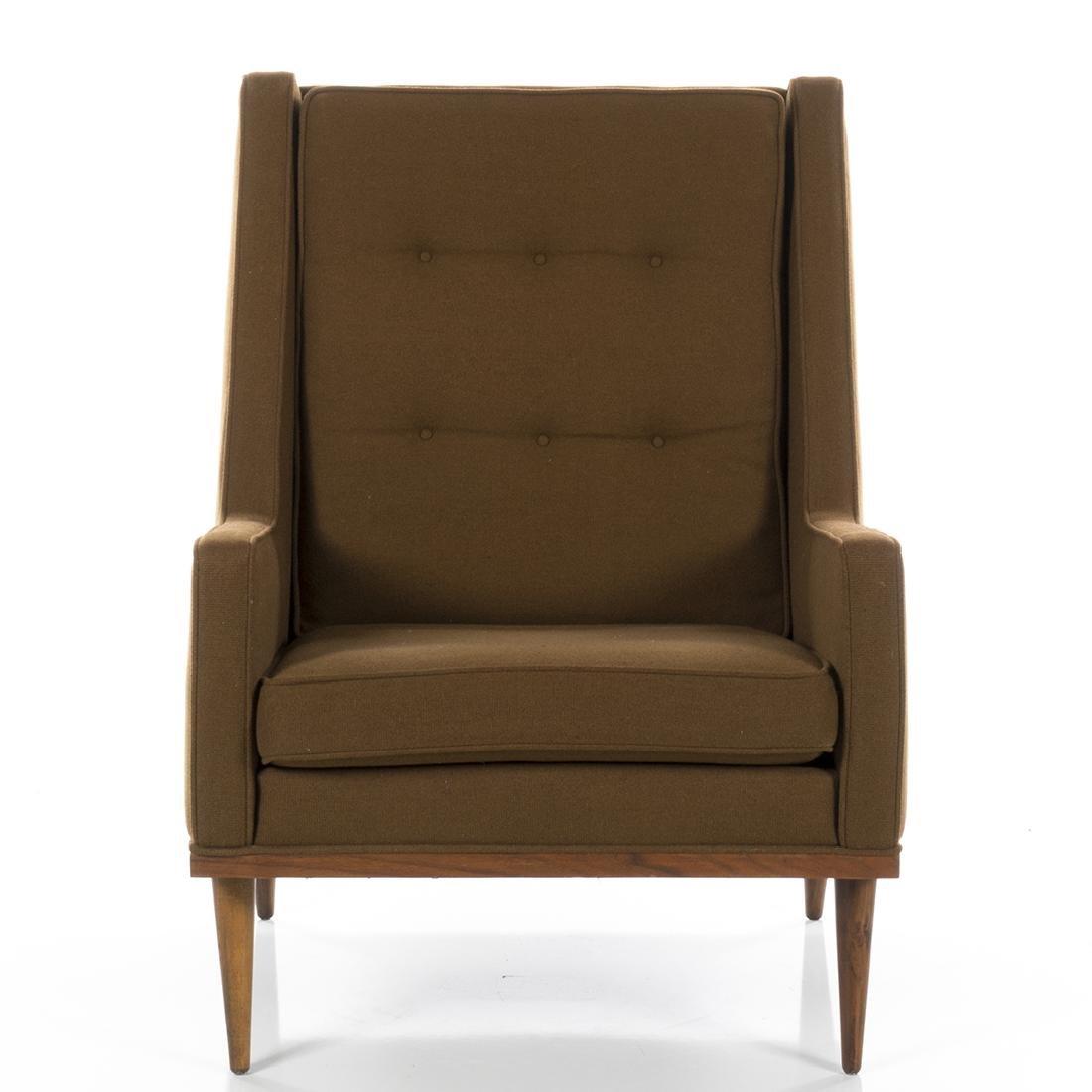 Milo Baughman Lounge Chair - 2