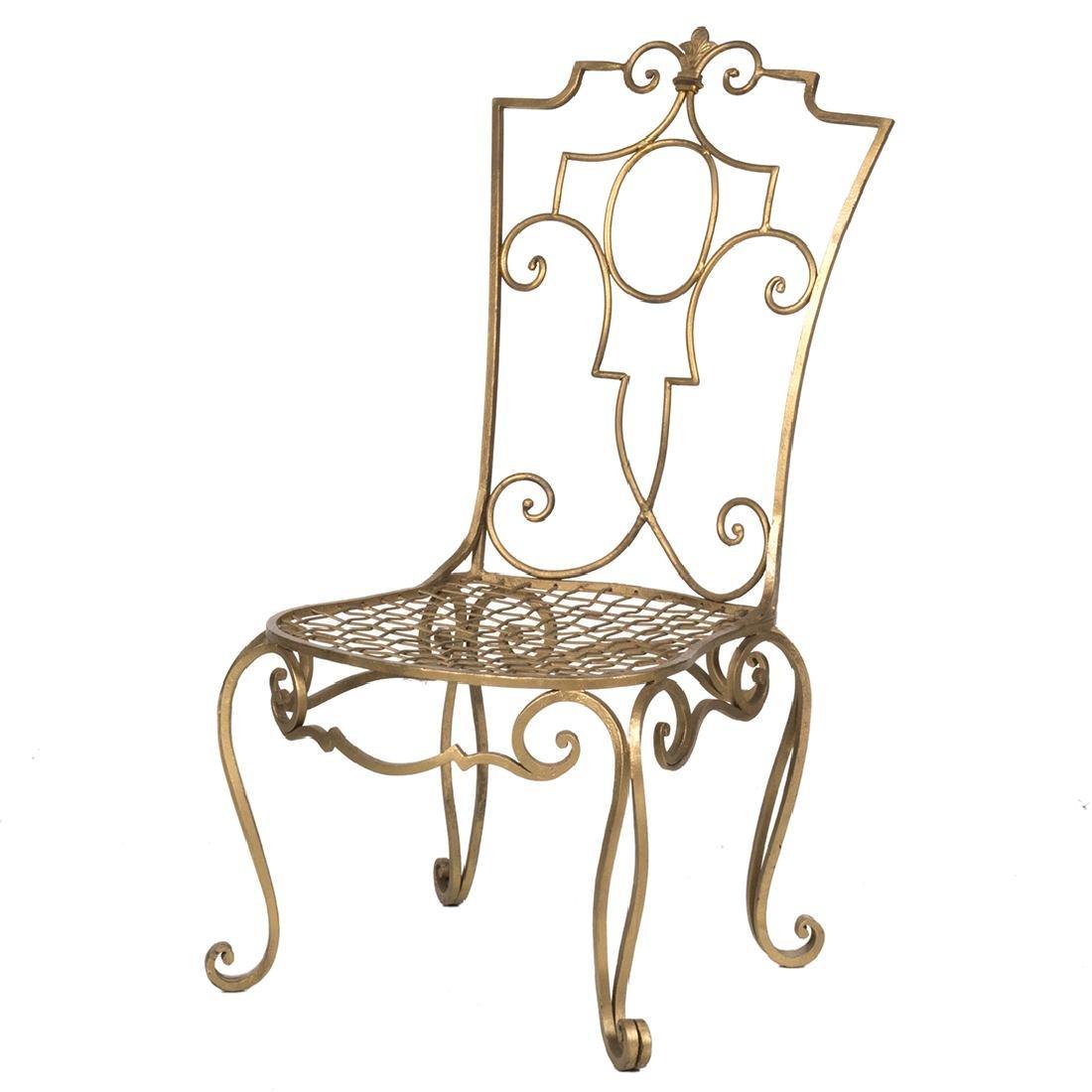 Jean Charles Moreaux Chair