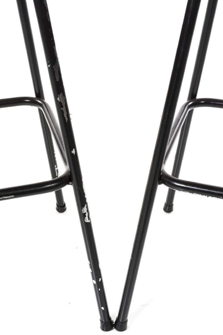 Charlotte Perriand Style Stools (4) - 4