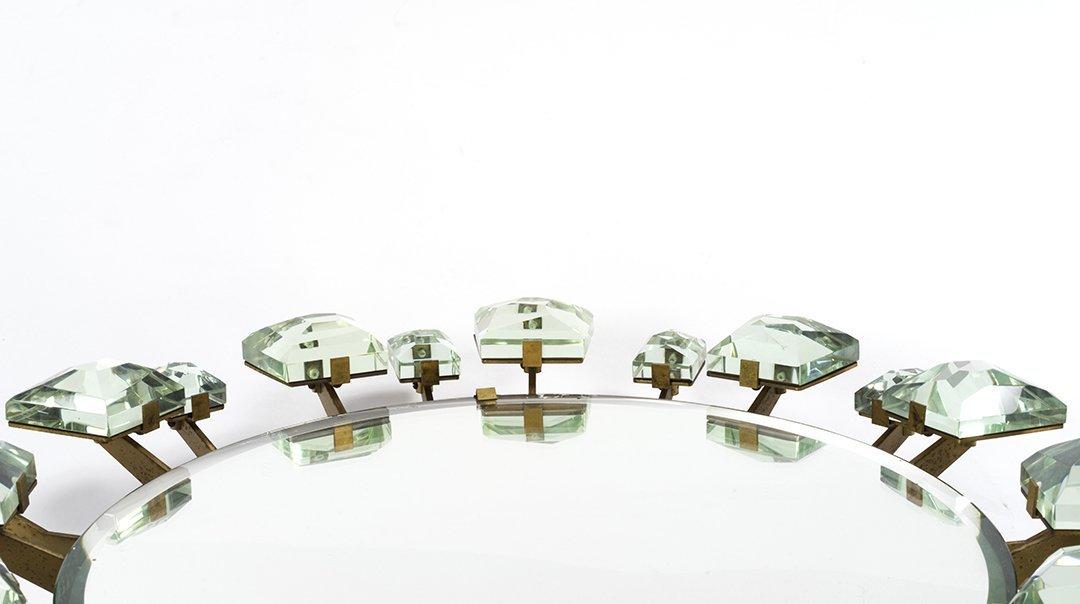 Fontana Arte Illuminated Mirror Element - 2