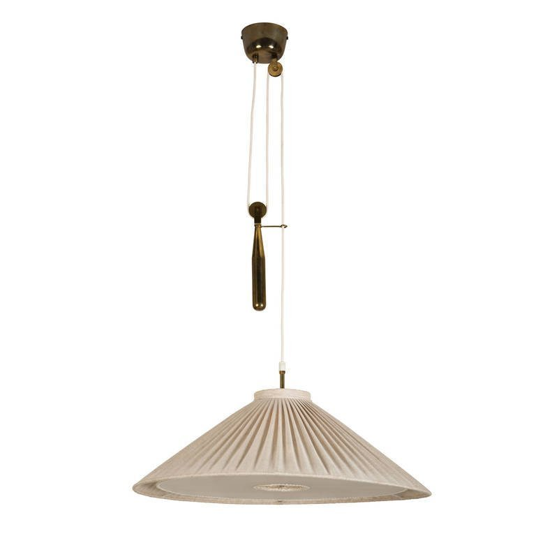 Paavo Tynell Counter Weight Pendant