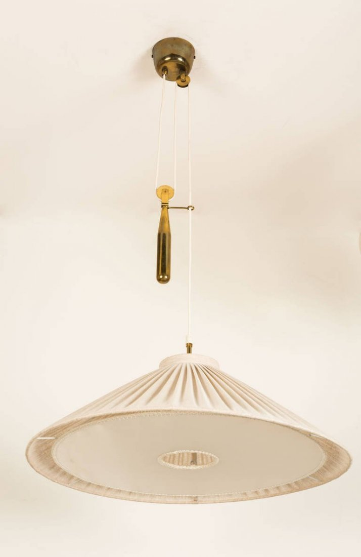 Paavo Tynell Counter Weight Pendant - 5